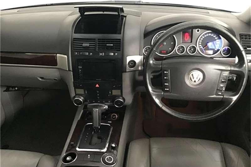 VW Touareg V6 TDI 2007