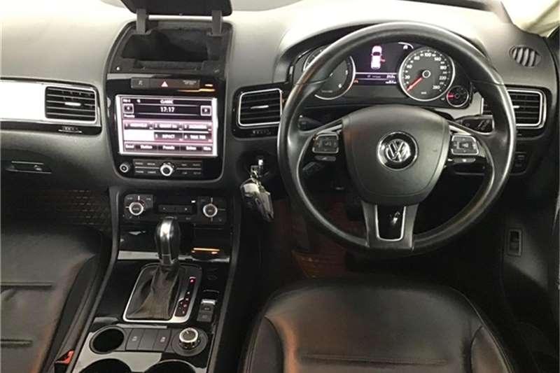 VW Touareg V6 TDI 2011