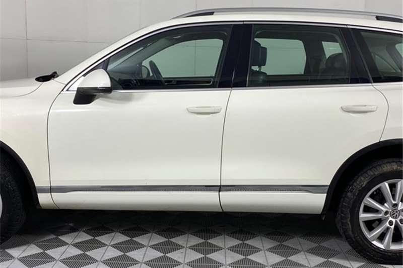2011 VW Touareg Touareg V6 TDI