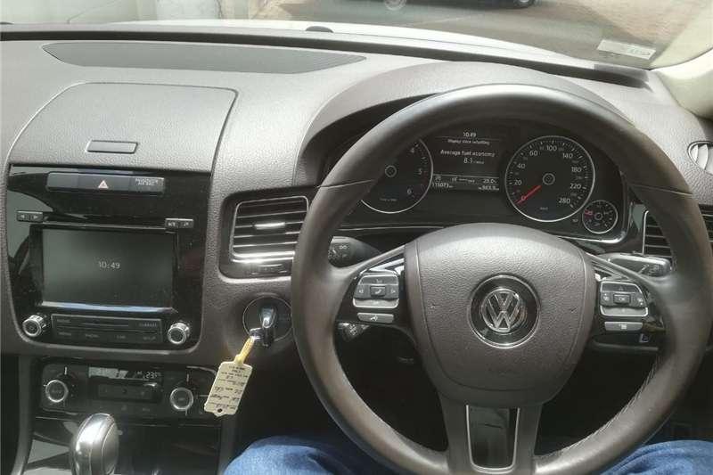 VW Touareg V6 TDI 2012
