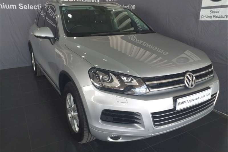 VW Touareg Cars for sale in South Africa | Auto Mart