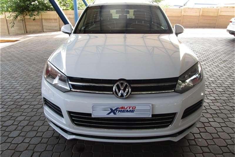 VW Touareg V6 TDI 2013