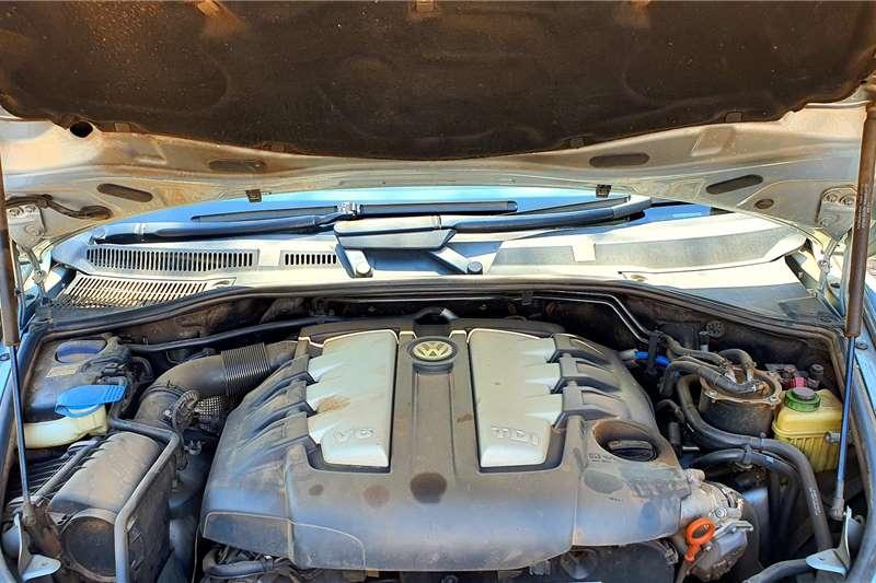 VW Touareg V6 TDI Automatic 2006
