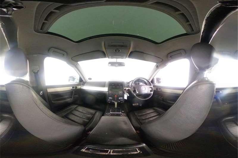 2004 VW Touareg Touareg V8