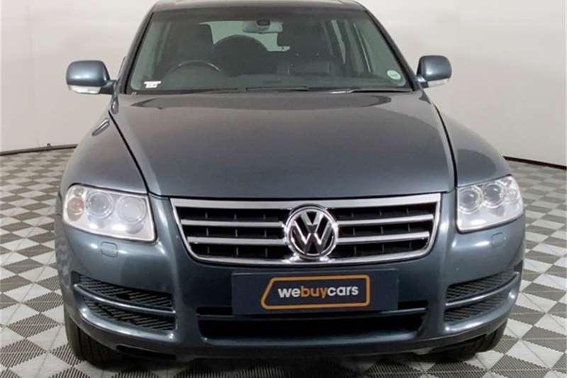 2005 VW Touareg Touareg V8