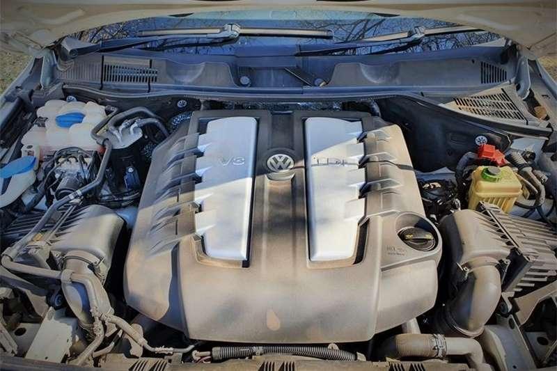 VW Touareg V8 TDI Executive R Line 2013