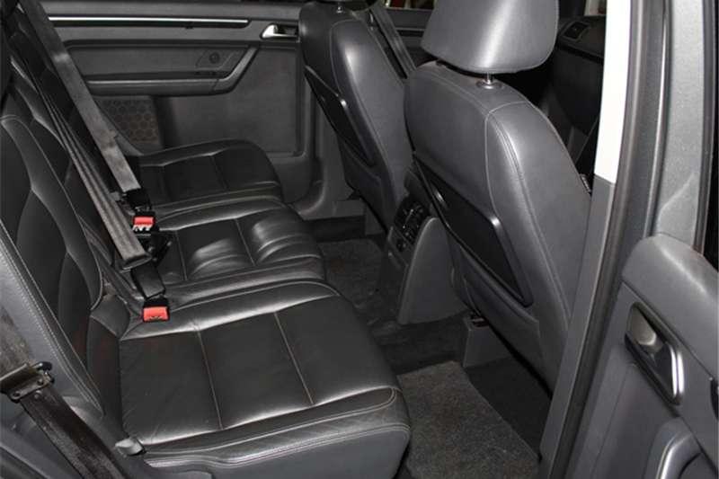 VW Touran 1.4TSI Highline 2011