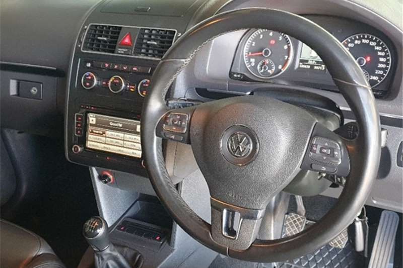Used 2013 VW Touran 1.4TSI Highline