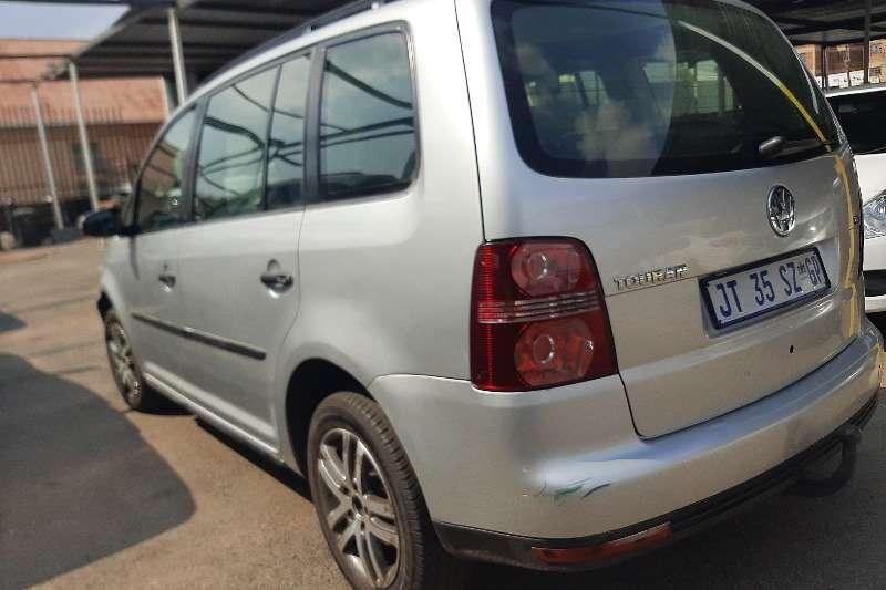 Used 2007 VW Touran TOURAN 1.9 TDi TRENDLINE