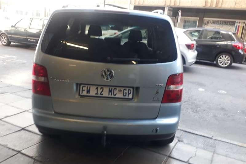 VW Touran 1.9 TDi TRENDLINE 2008