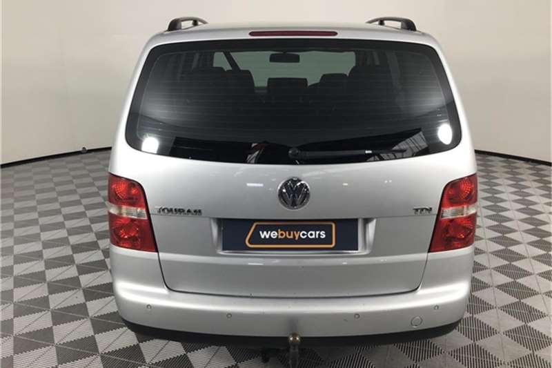 VW Touran 1.9TDI Trendline 2007