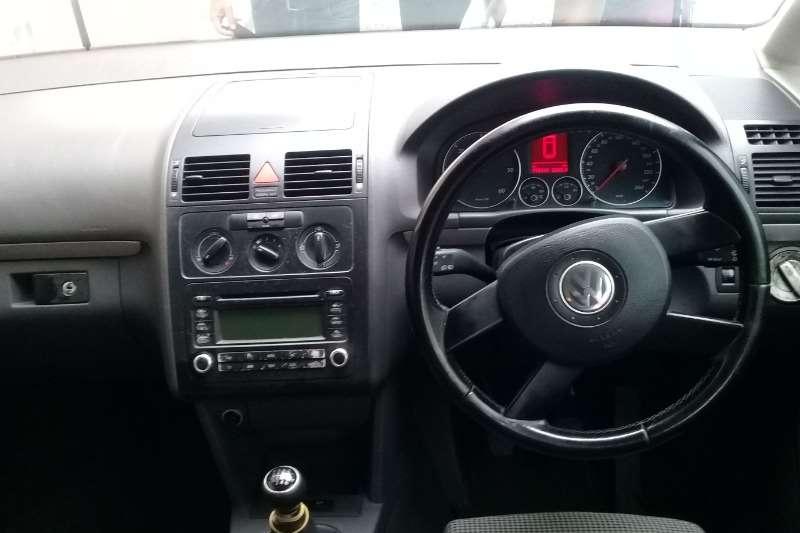 VW Touran 2.0TDI Comfortline 2006