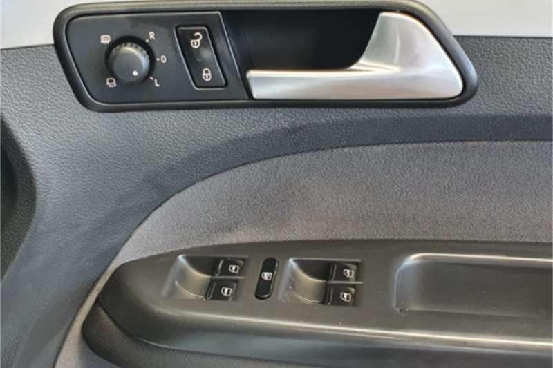 Used 2014 VW Touran 2.0TDI Trendline auto