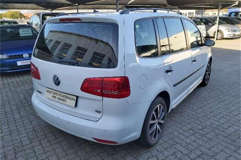 VW Touran 2.0TDI Trendline auto 2015