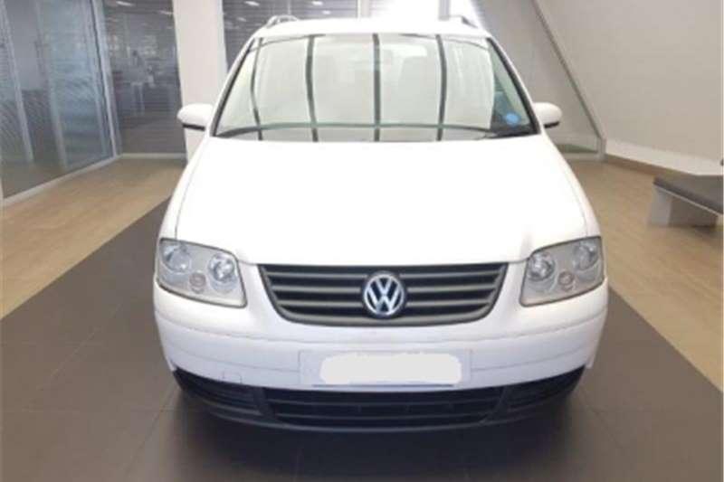 Used 2005 VW Touran