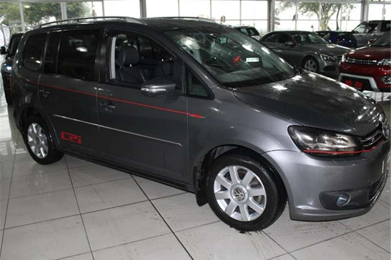 2011 VW Touran 1.4TSI Highline