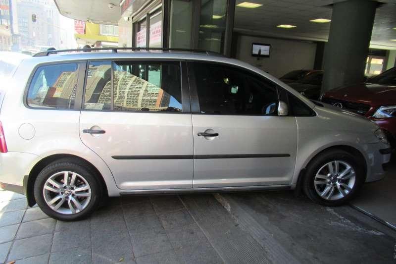 2008 VW Touran 1.6TDI Comfortline