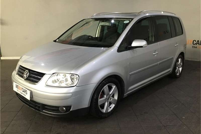 2005 VW Touran 2.0TDI Highline
