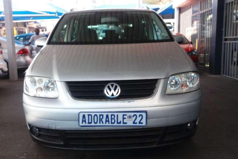 2008 VW Touran 2.0TDI Comfortline