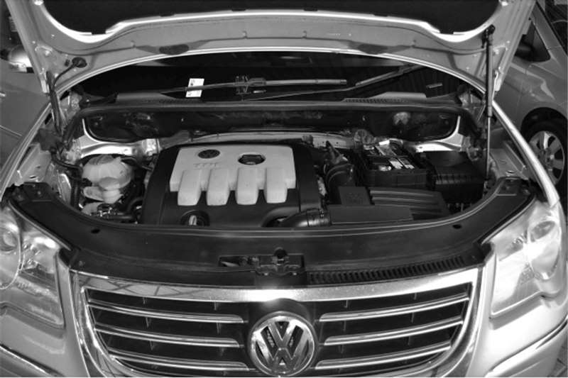 2007 VW Touran