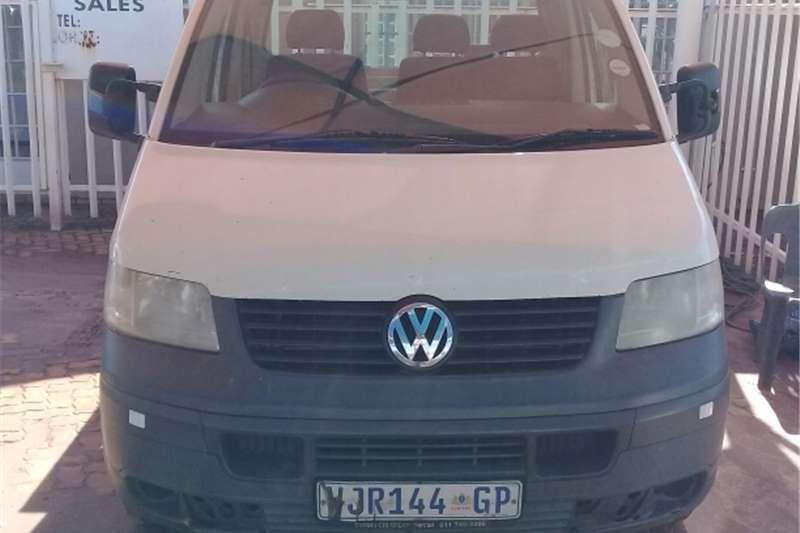 VW Transporter 1.9TDI LWB 2008