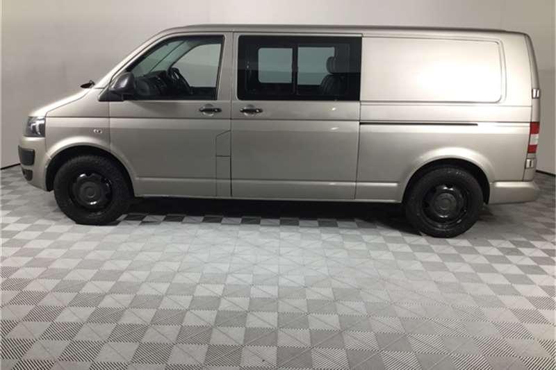 Used 2012 VW Transporter 2.0BiTDI crew bus LWB
