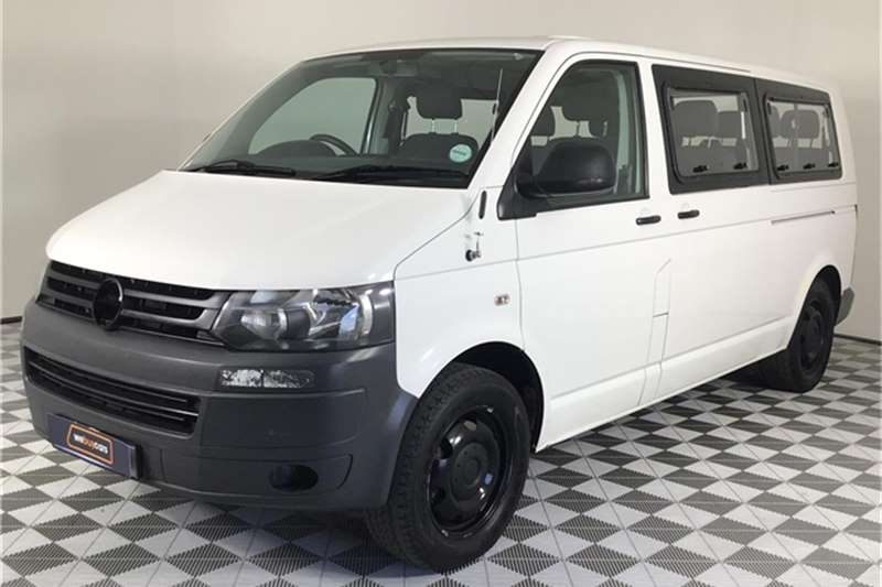 VW Transporter 2.0BiTDI crew bus LWB 4Motion 2013