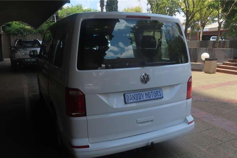 VW Transporter 2.0BiTDI crew bus LWB 4Motion 2016