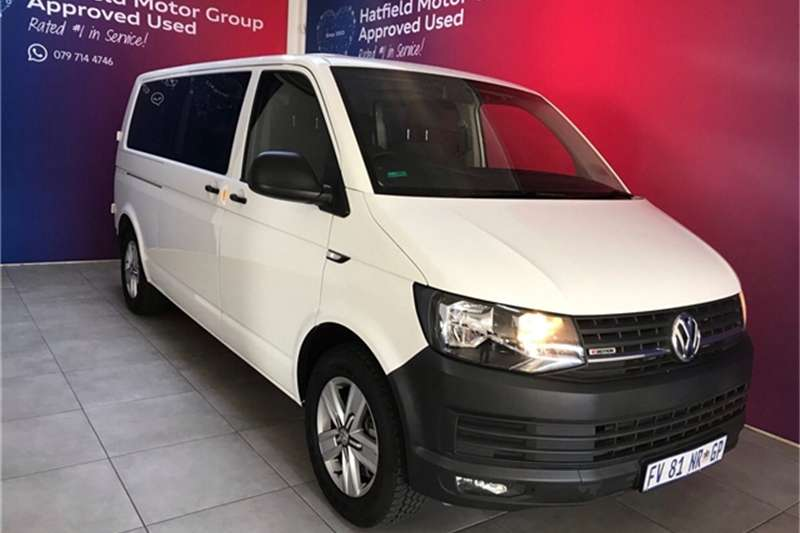 VW Transporter 2.0BiTDI crew bus LWB 4Motion auto 2017
