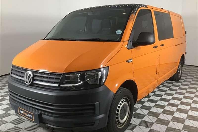Used 2017 VW Transporter 2.0BiTDI crew bus LWB auto