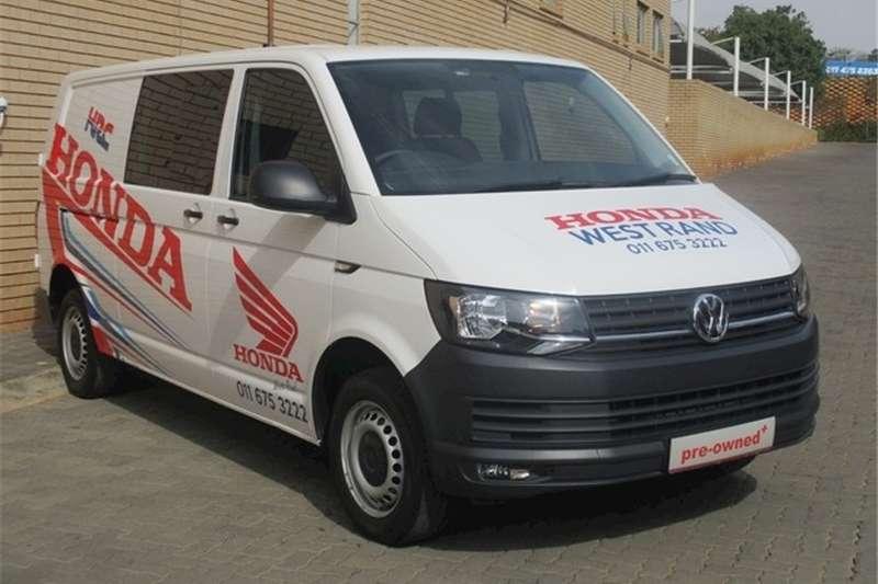 VW Transporter 2.0BiTDI crew bus LWB auto 2019