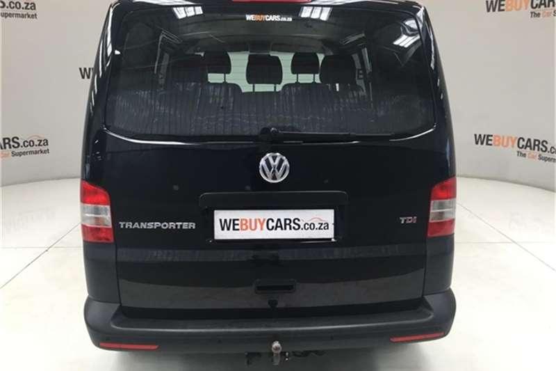 VW Transporter 2.0BiTDI crew bus SWB 2014
