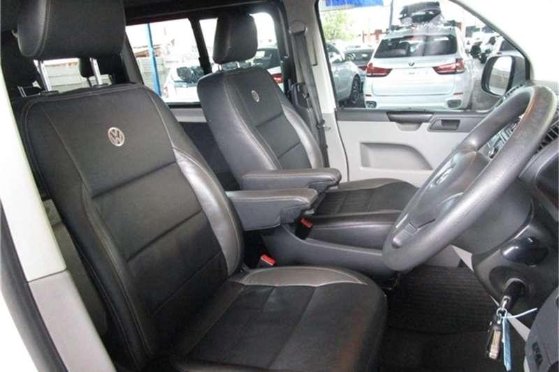 VW Transporter 2.0BiTDI crew bus SWB auto 2013