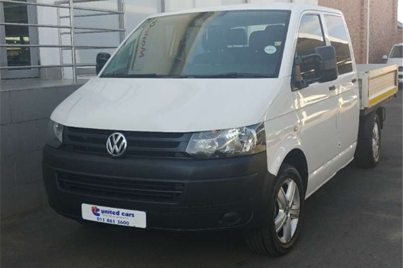 VW Transporter 2.0BiTDI double cab 2015