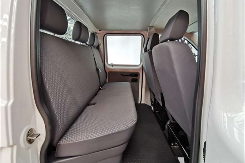 Used 2013 VW Transporter 2.0BiTDI double cab 4Motion