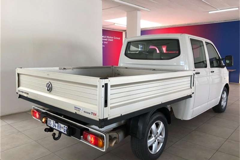 VW Transporter 2.0BiTDI double cab 4Motion 2015