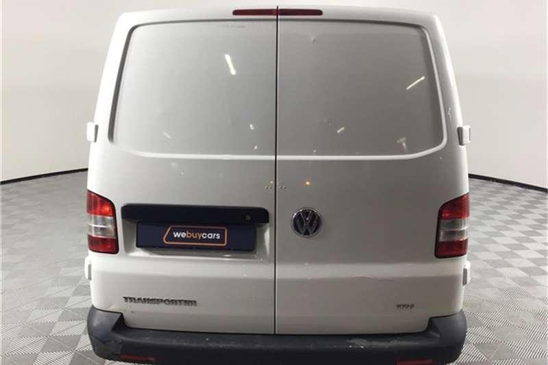 VW Transporter 2.0TDI 75kW panel van 2011
