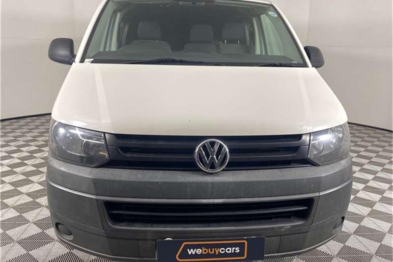 2012 VW Transporter Transporter 2.0TDI 75kW panel van