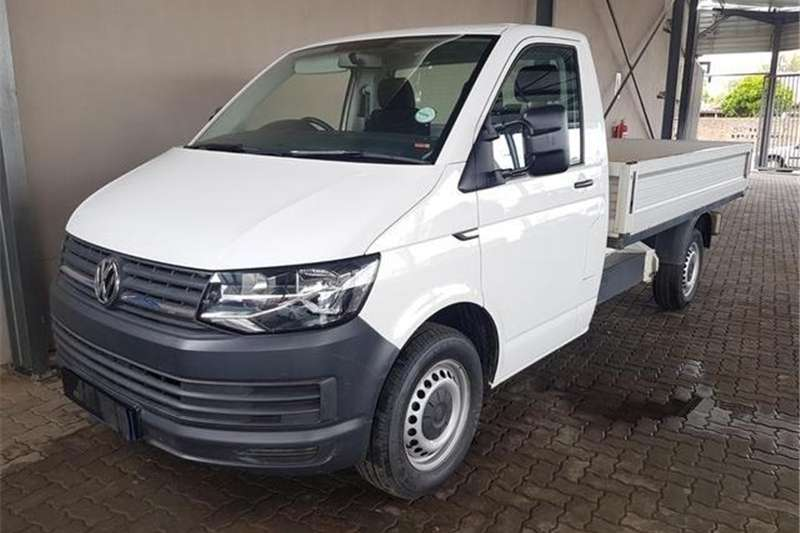 VW Transporter 2.0TDI 75kW single cab 2016