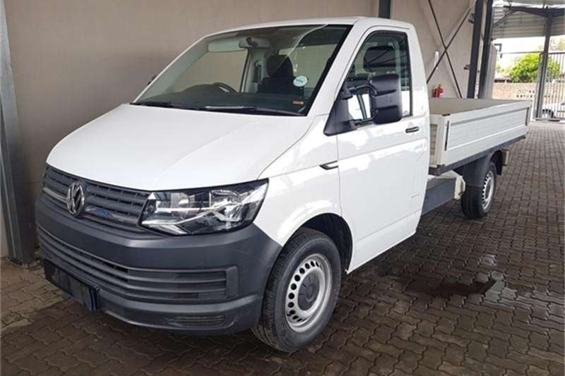 VW Transporter 2.0TDI 75kW single cab 2016