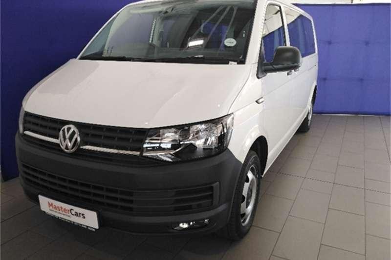 VW Transporter 2.0TDI crew bus LWB 2019