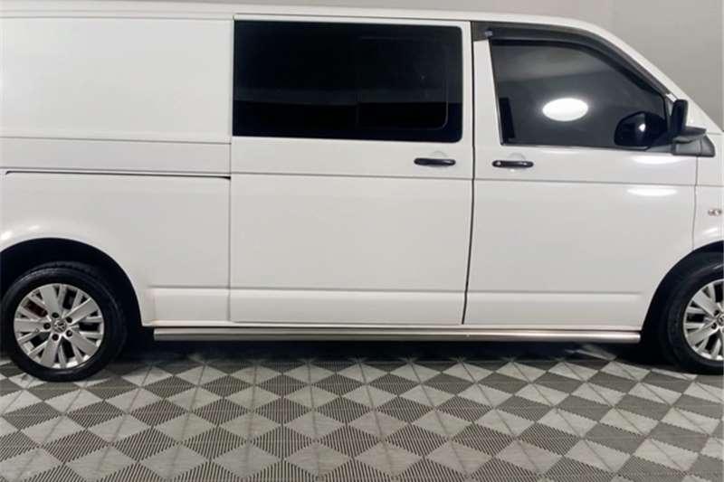 Used 2015 VW Transporter 2.0TDI crew bus LWB auto