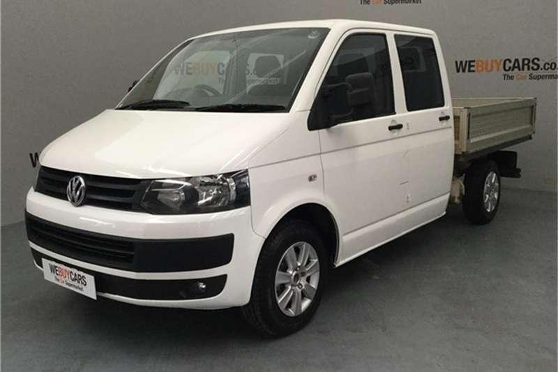 VW Transporter 2.0TDI double cab 2013