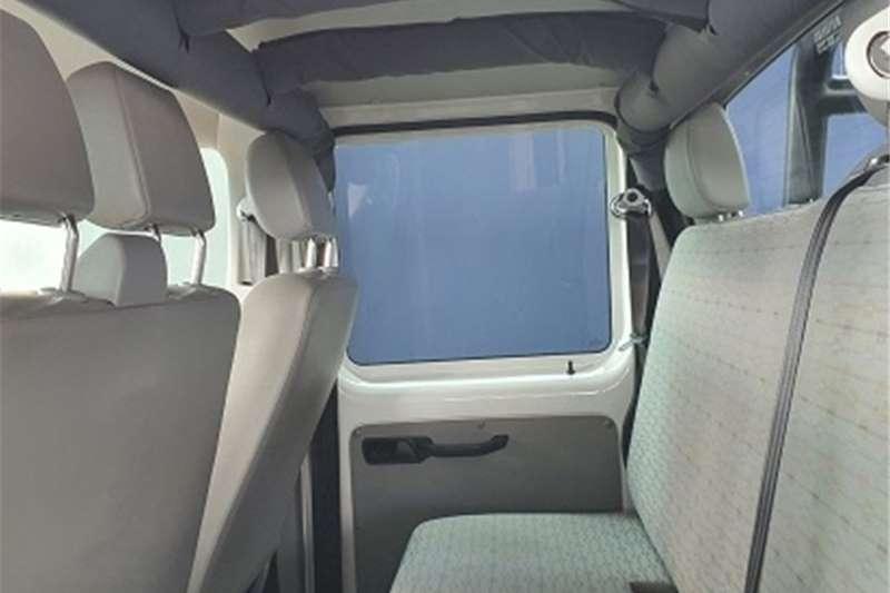 VW Transporter 2.0TDI double cab 2014