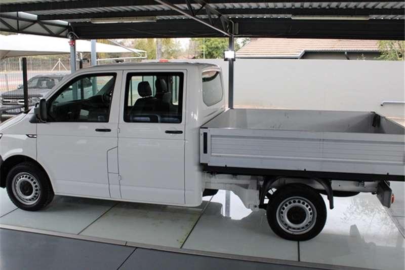 Used 2017 VW Transporter 2.0TDI double cab