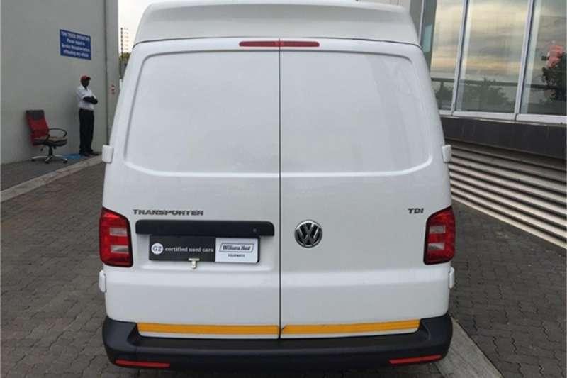 VW Transporter 2.0TDI panel van LWB 2018