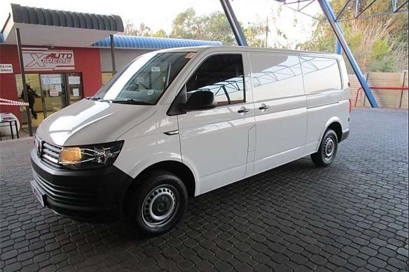 VW Transporter 2.0TDI panel van LWB 2018