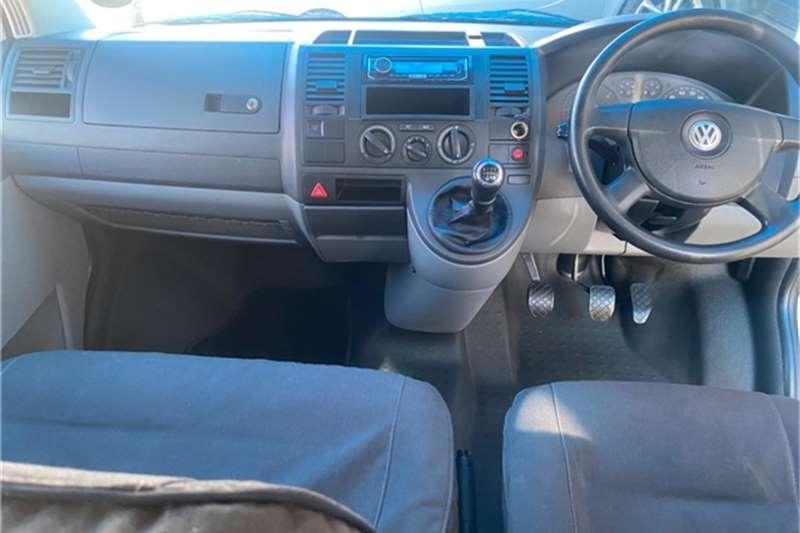 2009 VW Transporter Transporter 2.5TDI 96kW double cab 4Motion