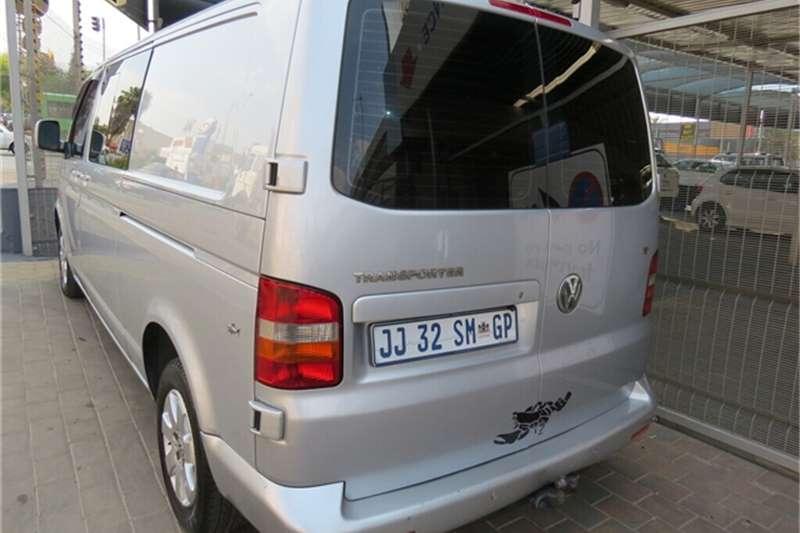 2006 VW Transporter Transporter 2.5TDI crew bus LWB