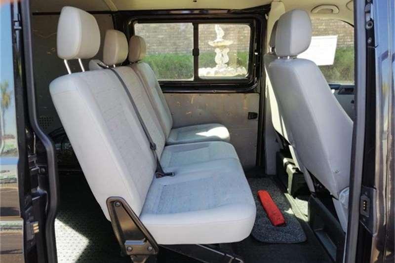 Used 2007 VW Transporter 2.5TDI crew bus SWB